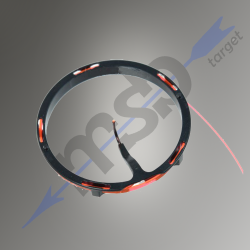 Axel Fiber Optic Ring Pin
