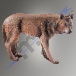 3D Timberwolf