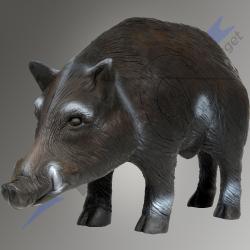 Wild Boar Longlive 3D