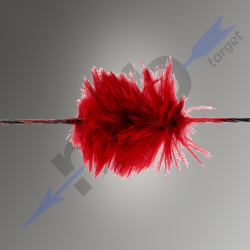 String Silencer Funny Puff red